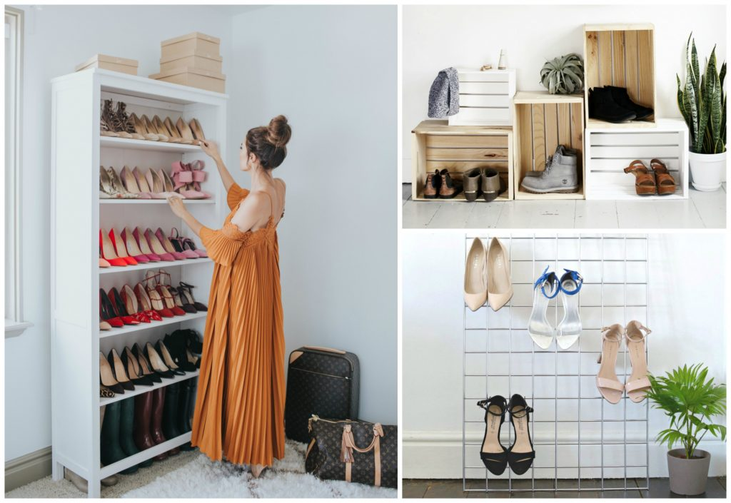 10 Genius Ways to Organize Your Shoe Collection