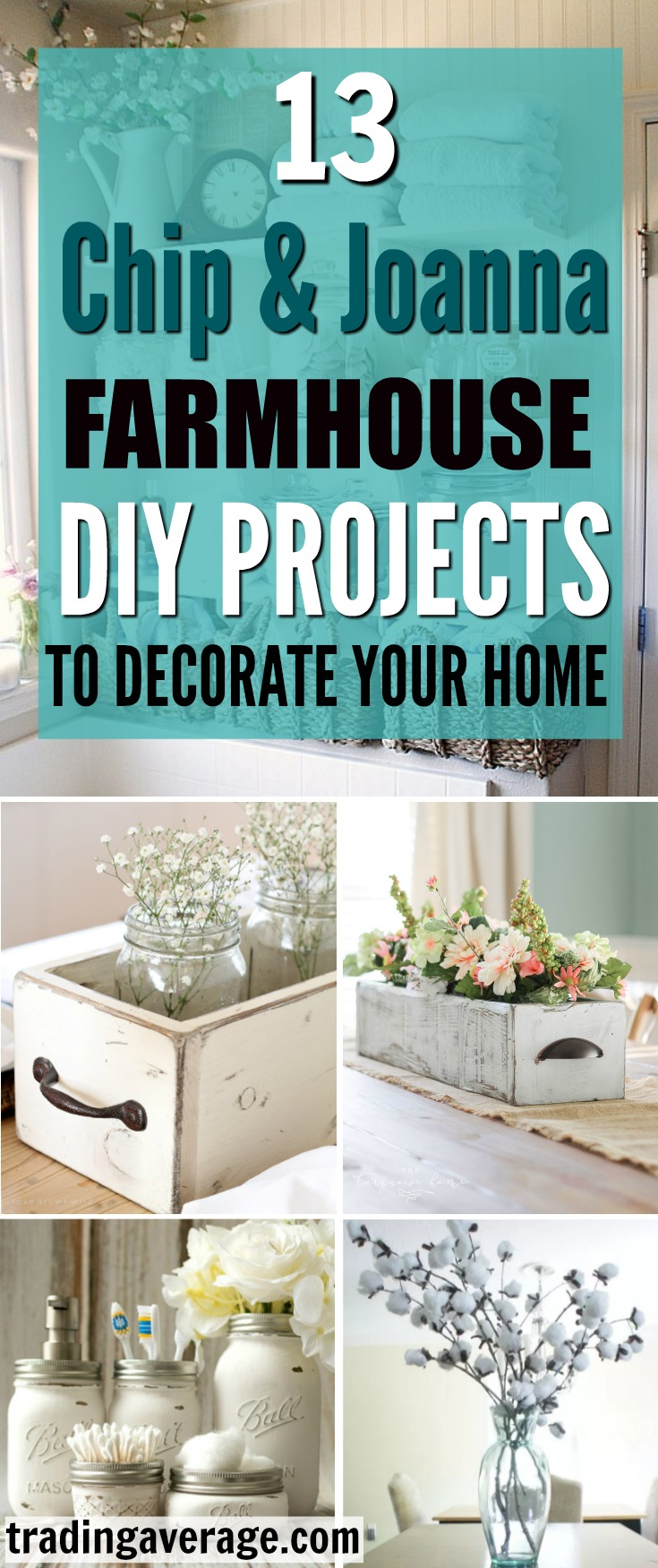 13 Diy Farmhouse D 233 Cor Ideas That You Need To Try