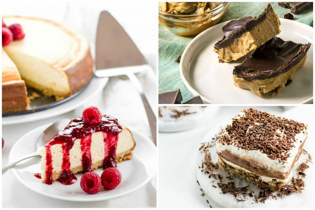 Keto Desserts: 11 Easy Low Carb Recipes to Help You Lose Weight Fast