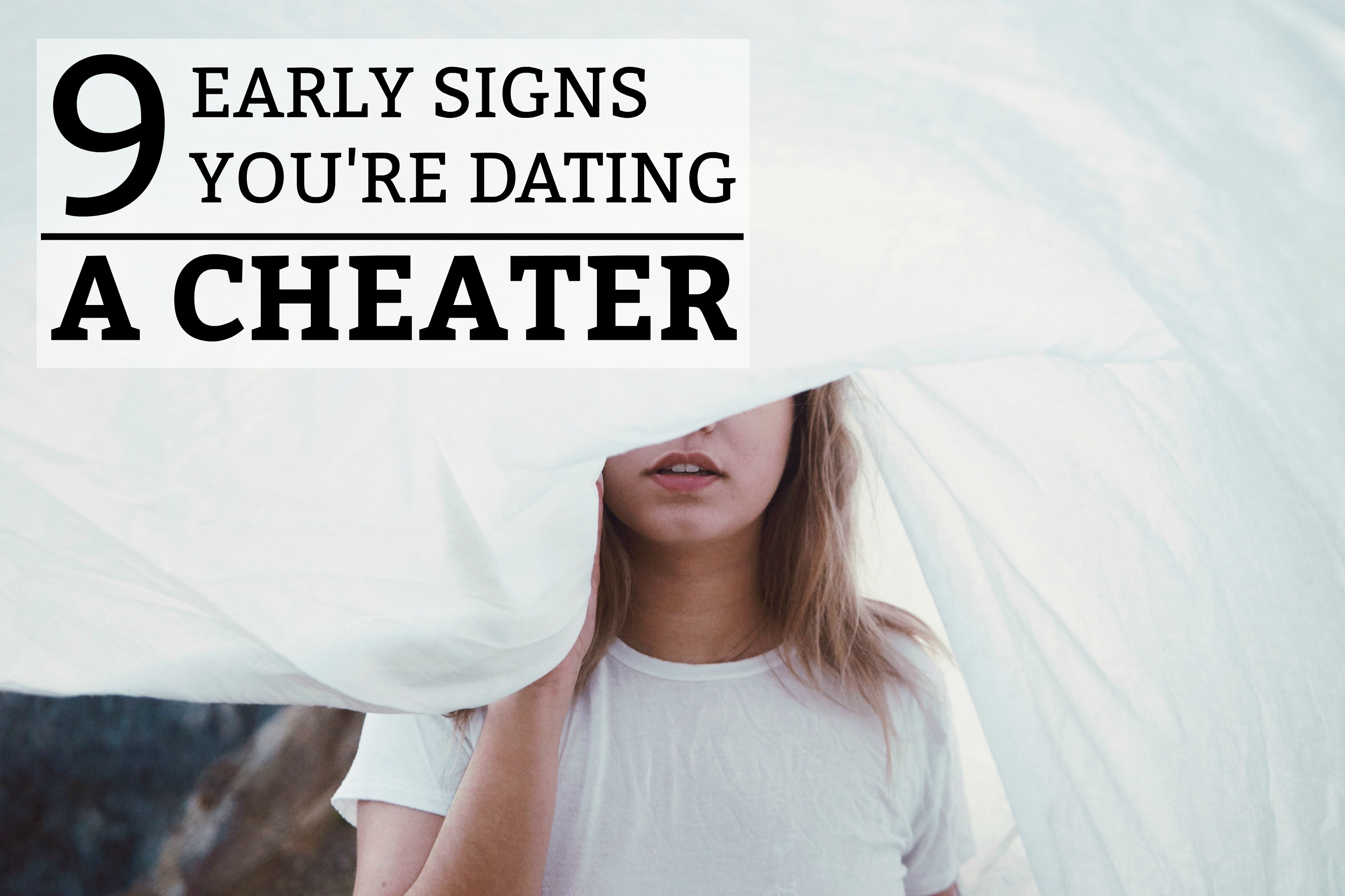 Dating a former cheater