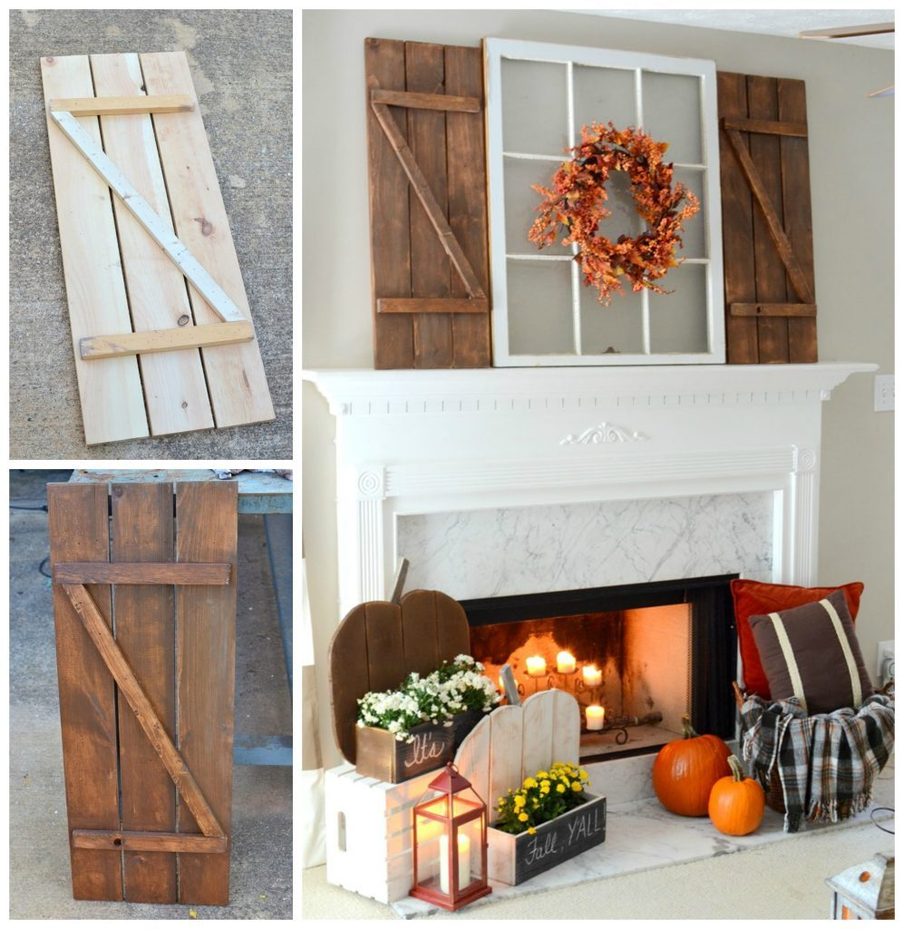 Home Design Ideas Handmade: 11 Fall DIY Farmhouse Décor Ideas That You Need To Try
