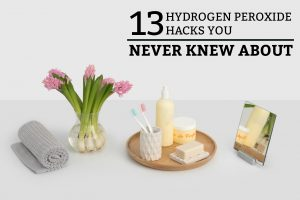 13 Hydrogen Peroxide Hacks You Never Knew About