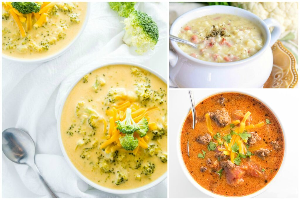 13 Low Carb Keto Soup Recipes That Are Delicious
