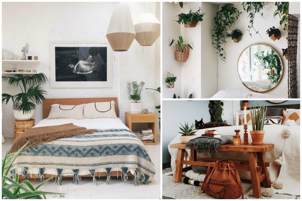 11 boho bedroom ideas to decorate your boho chic room - How to decorate a bohemian bedroom ...
